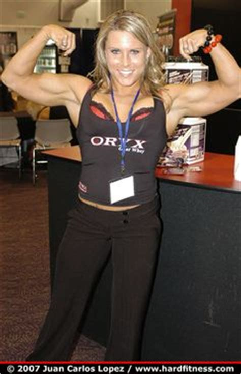 foto de Lisa Marie Bickels on Pinterest Female Bodybuilding Php