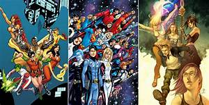 Top, 10, Teams, Of, Young, Heroes, -, Daily, Superheroes