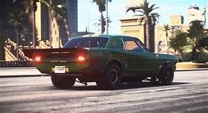 Need for Speed Payback Ford Mustang 1965 Derelict Parts Location - Graveyard Shift | USgamer