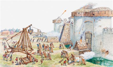 siege fortress castle siege castle defences dk find out