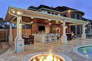 Friendswood, Outdoor, Living, Space
