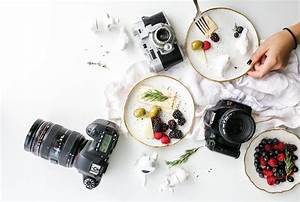 Food photography styling secrets to help you Instagram like a pro
