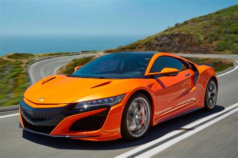 Honda NSX updated for 2019 with revised chassis   Auto Express