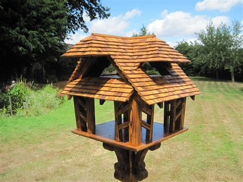 two story bird table rob rendall carpentry