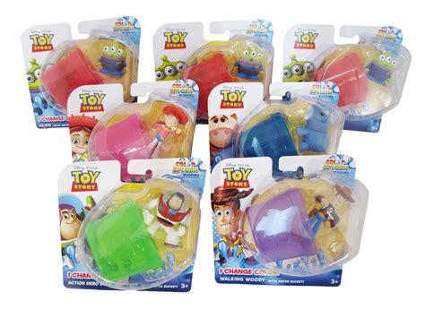 color changing toys new story color splash buddies bundle pack 7 color
