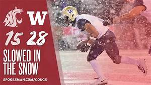 Apple Cup updates and highlights: Washington plows past ...