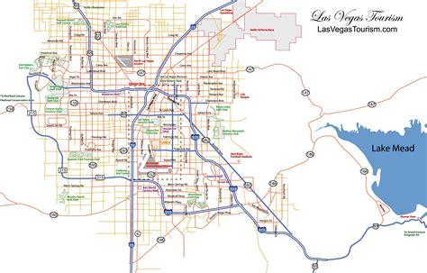 las vegas map official site las vegas city map