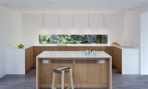 Kitchen Layout Many Doors by Glacier White Corian 174 In Award Winning Kitchen By