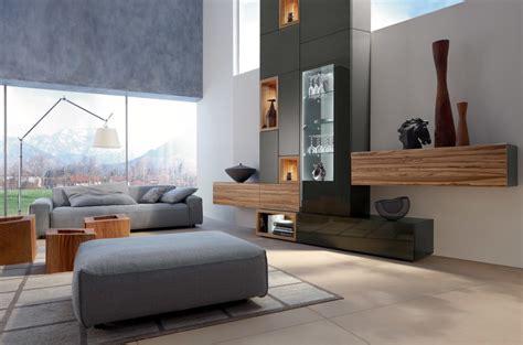 Minimalist Living Room With Gray Sofa  Interior Design Ideas