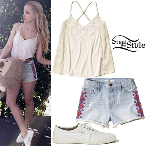 blouse shoulder sabrina dove cameron clothes page 2 of 3