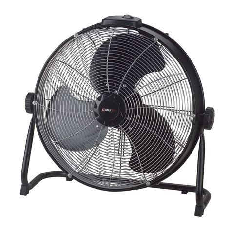 Utilitech Bathroom Fan With Light by Shop Utilitech 20 Quot 3 Speed High Velocity Fan At Lowes