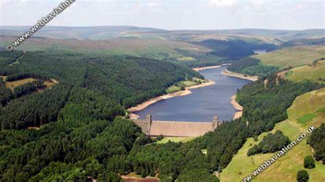 derwent reservoir northumbrian water  fishing