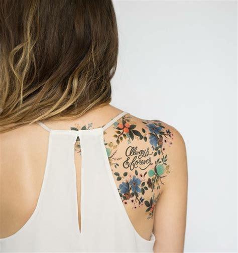 schulter tattoos vorlagen 1001 ideen einzigartige korperverzierung
