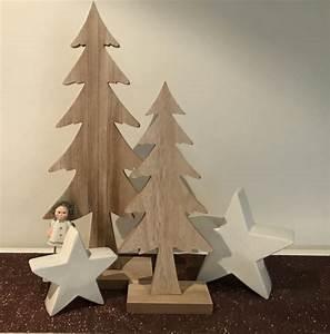 Weihnachtsbaum Aus Holz Beleuchtet : xl design deko holz weihnachtsbaum tannenbaum 39 55cm holz baum x mas dekoration ebay ~ Watch28wear.com Haus und Dekorationen