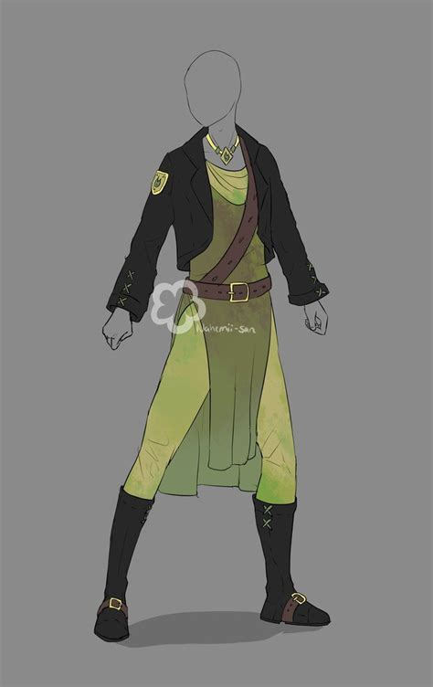 fantasy outfit  closed  nahemii san character