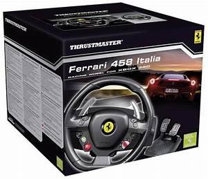 Lenkrad Xbox 360 : lenkrad thrustmaster ferrari 458 italia racing wheel usb ~ Jslefanu.com Haus und Dekorationen