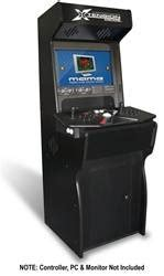 Xtension Arcade Cabinet Kit by Arcade Cabinet For The X Arcade Tankstick Xtension