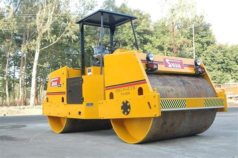 Static Road Rollers From India From Shakti Mining