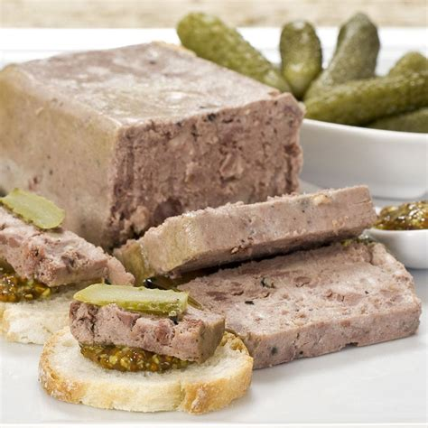 la pate a pate country pate with black pepper all by terroirs d antan from usa buy foie gras