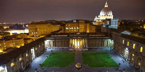 Prenotazione Ingresso Musei Vaticani by Musei Vaticani Apertura Serale