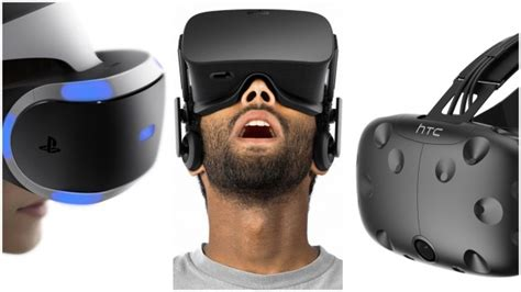best vr headset how to choose the best vr headset for you alphr