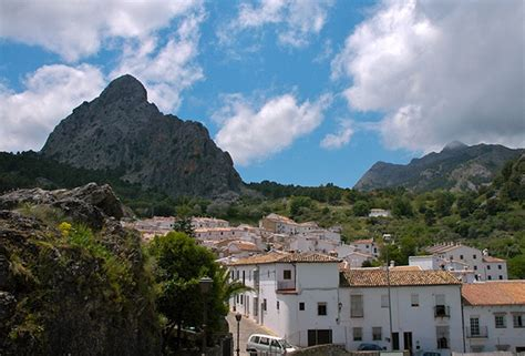 rustic blue holiday guide  andalucia spain grazalema