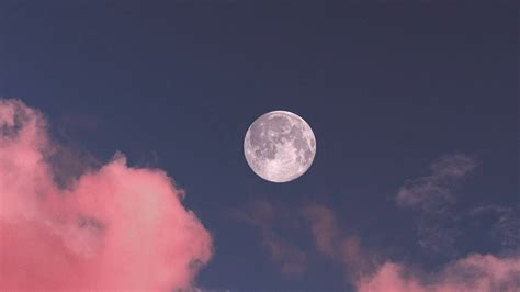 aesthetic moon pc wallpapers