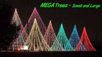 how to make the ultimate christmas light feature the mega tree