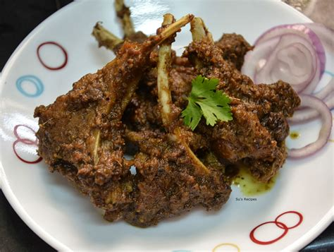 what of is mutton su s recipes mutton chaaps