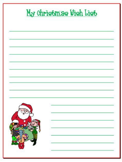 santa list template 5 free santa printables for webnuggetz
