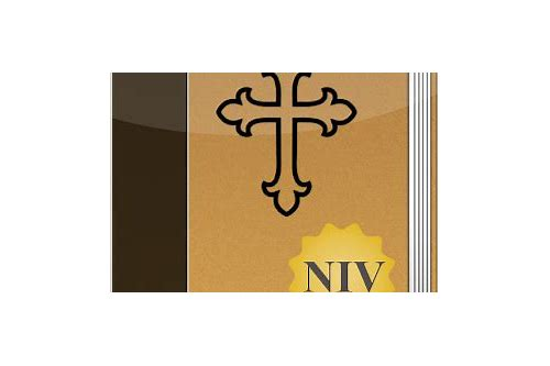 download niv bible for cell phones