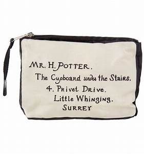 Harry potter foldable letter to hogwarts tote bag for Harry potter letter bag