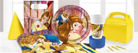 disney beauty   beast party supplies party delights