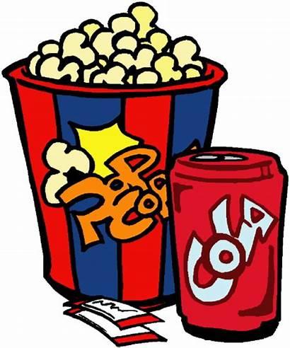 Cinema Clipart Clip Theater Animated Cliparts Cartoon
