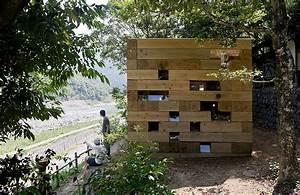 Galeria de Final Wooden House / Sou Fujimoto