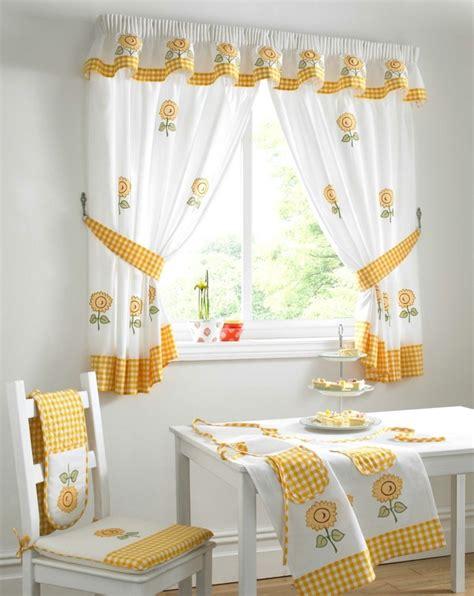 Schöne Gardinen Für Die Küche by 60 Elegante Designs Gardinen F 252 R Gro 223 E Fenster