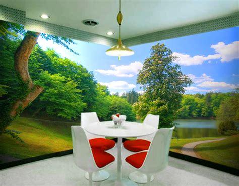 Wallpaper Dinding Custom 3d  Wallpaper Dinding 3d