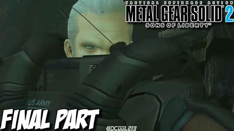 Lets Play Metal Gear Solid 2 Sons Of Liberty Hd Part 9