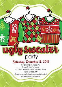 ugly sweater invite we so need to do this for class With ugly sweater christmas party invitations template