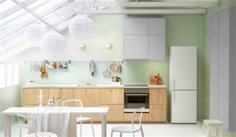 cuisine verte et blanche cuisine blanche 10 modèles de cuisines lumineuses et