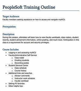 Training Course Flyer Template Template Images Gallery Page 21 Bfegy Com