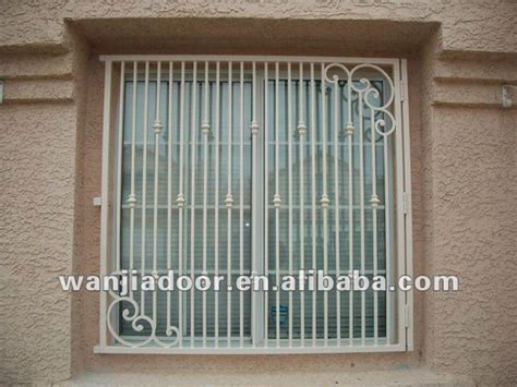 Decorative Security Grilles For Windows Uk by New Sliding Decorative Security Bars For Windows Buy