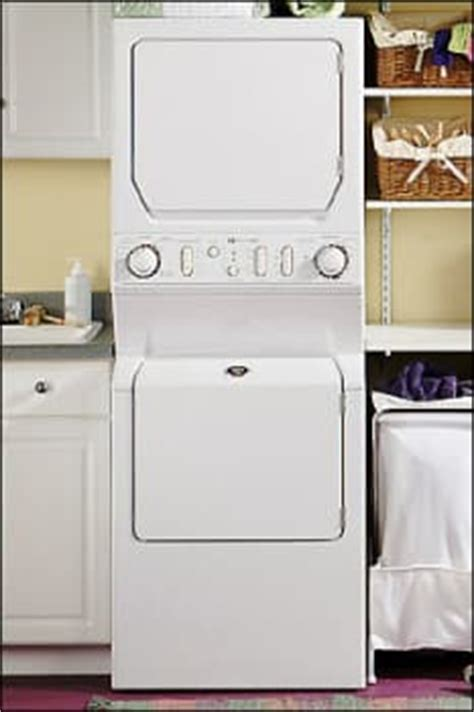 Maytag MLG2000AWW 27 Inch Gas Laundry Center with 3.34 Cu
