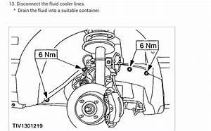 Power Steering Pressure Hose  My Car Started Leaking From