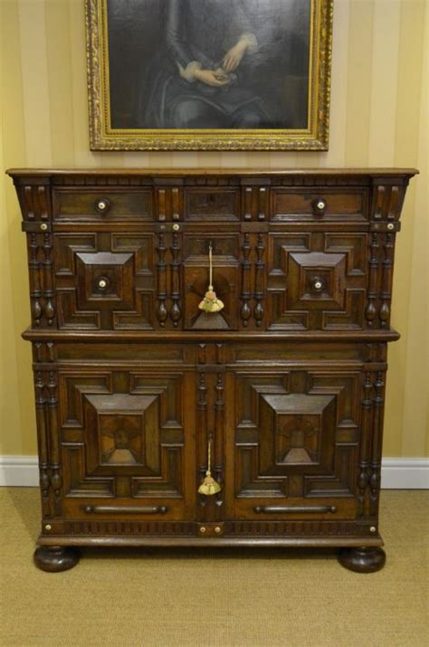 drawers for kitchen cabinets a 17th century oak and fruitwood chest cabinet in 6957