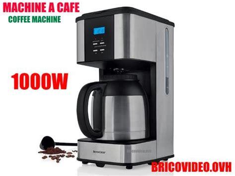 machine expresso lidl silvercrest sem 1100 b3 pour la prparation d expresso cappuccino test