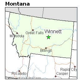 Another market offered for all our clients insurance needs for home auto boat and rv as a well as commercial. Best Places to Live in Winnett, Montana