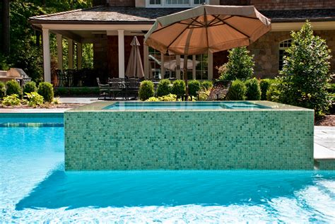 pool and spa images spa in swimming pool homesfeed