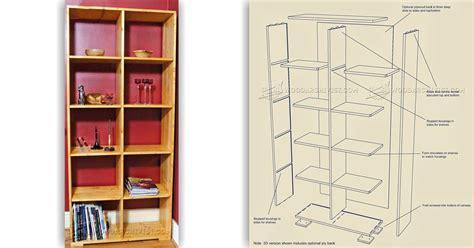 cube storage unit plans woodarchivist