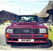 1985 Audi Quattro Sport SWB Coup&233